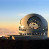 Neue Proteste gegen Bau von Superteleskop