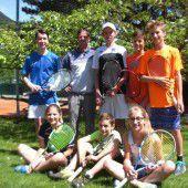 BRG Dornbirn holt sich den Tennis-Schultitel