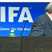 FIFA-Herrscher Blatter geht, Platz für einen Neuanfang
