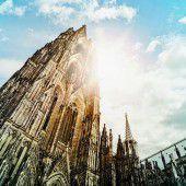 Berühmter Kölner Dom