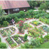 Garten wie aus dem Bilderbuch