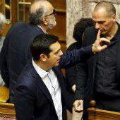 Griechenland droht tiefgreifendes Finanzchaos