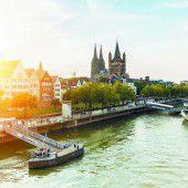 Lebenswerte Metropole am Rhein