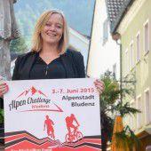 Action in der Alpenstadt