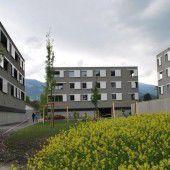 Übergabe von 48 Wohnungen in drei Häusern