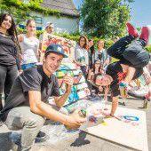 Graffiti macht Schule