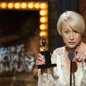 Helen Mirren bei den Tony-Awards geehrt