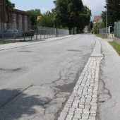 Neuer Belag für Klarenbrunnstraße