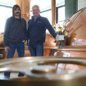 Bludenzer Bier für Italien