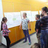 Mittelschule Lech: Klima als Themenschwerpunkt