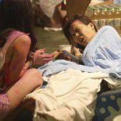 Über 500 Verletzte bei Feuer in Erlebnispark