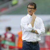 Trainer Capello bei Russen stark in der Kritik