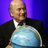 Blatters Abgang: Sorge um Familie oder vor Ermittlungen