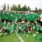 Dornbirner SV gewinnt das letzte Heimspiel in der Landesliga und feiert den Titel