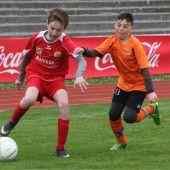 Dornbirn und Feldkirch beim Bundesfinale