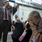 Die Griechen verzweifeln
