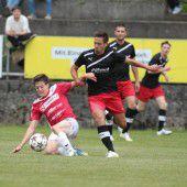 FC Schwarzach glaubt noch an den Aufstieg