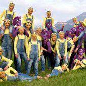 Gymnaestrada-Gala in Dornbirn