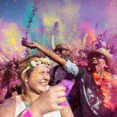 Fest der Farben in Dornbirn