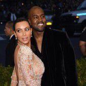 Kim Kardashian ist schwanger