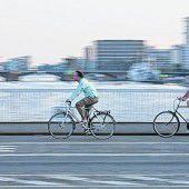Liebe zu den Fahrrädern