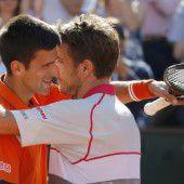 Stan Wawrinka zerstört Djokovics Titeltraum