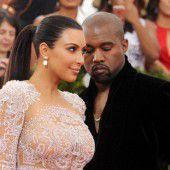 Kardashian tauft Kind nicht South