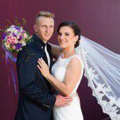 Hochzeit in der Heimat
