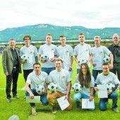 Sieger der Tischler-Lehrlingsmeisterschaft