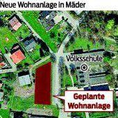 Standort für betreutes Wohnen in Mäder fixiert