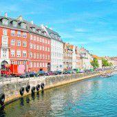 Dänische Hauptstadt am Wasser