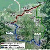 Vision einer Ringstraßenbahn