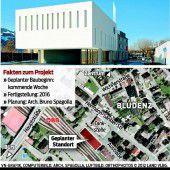 Moschee-Neubau in den Startlöchern
