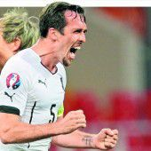 ÖFB-Team macht einen großen Schritt in Richtung Fußball-EM