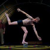 Cirque Nouveau im SAL