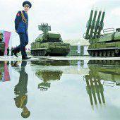Russland stockt sein Atomwaffen-Arsenal mit Raketen auf