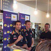 Formel 1 in der Rauch Juice Bar