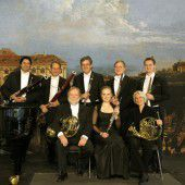 Erstklassiges Ensemble