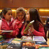 Die Vorarlberger Schüler küren ihre Lieblingsbücher