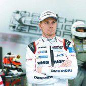 Hülkenberg in Le Mans dabei
