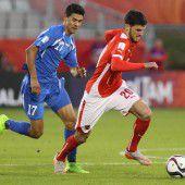 U-20 nach Niederlage gegen Usbekistan out