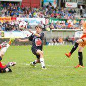 Finaltag der Sparkasse Fußball-Schülerliga 2015 in Bludenz