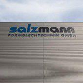 Salzmann sehr gut ausgelastet