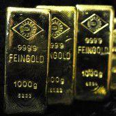 Gold: Nach Einbruch soll Anstieg folgen