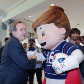 Platini feiert 60. Geburtstag