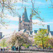 Die zwölf romanischen Kirchen der Stadt Köln