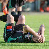 Lauterach muss wieder zurück in die Landesliga