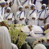 Die Nachfolgerin von Mutter Teresa ist tot