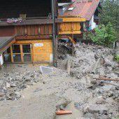 Schlammfluten verursachen bei Nachbarn Millionenschäden