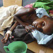 Südsudan: Hungertod bedroht 250.000 Kinder